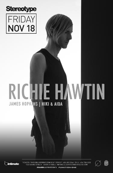 Richie hawtin friday november 18 2016 celebrities nightclub richie hawtin friday november 18 2016 celebrities nightclub intimate productions vancouver bc canada malvernweather Image collections